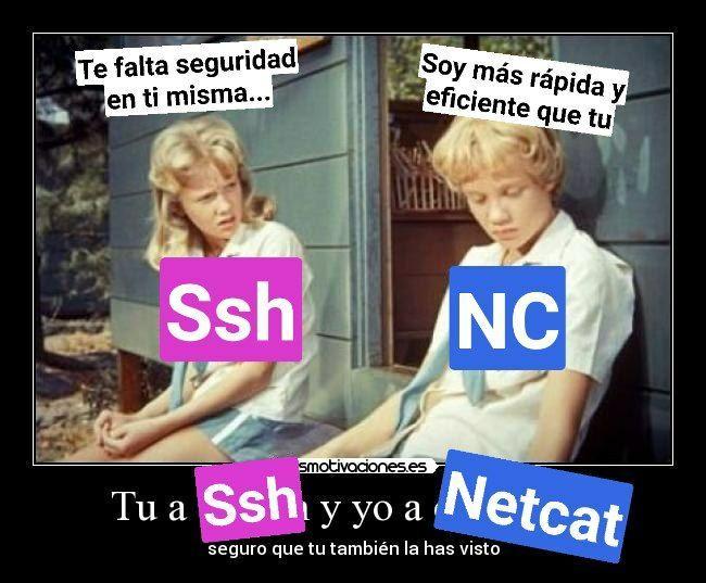NC - NetCat