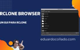 RClone Browser un GUI para Rclone